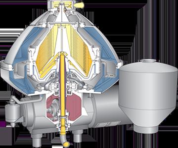 centrifugeuse à bière