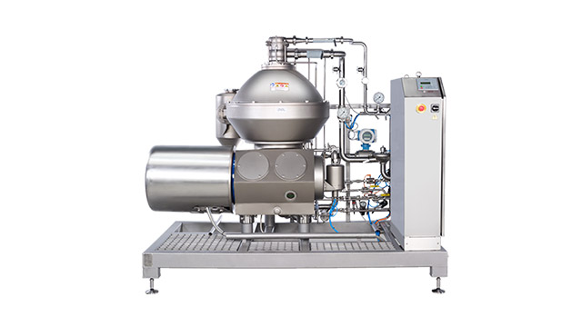 CR for citrus juice de-oiling and beverage processing