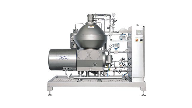 Purepulp - separator for citrus juice depulping and for citrus juice processing