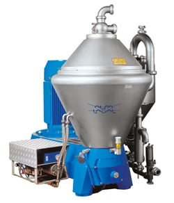 Ten top tips to keep your Alfa Laval high speed separator belt-driven in tip top condition