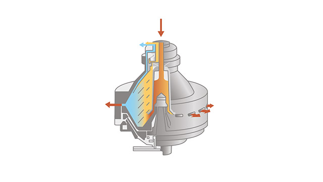 HiW concentrator illustration