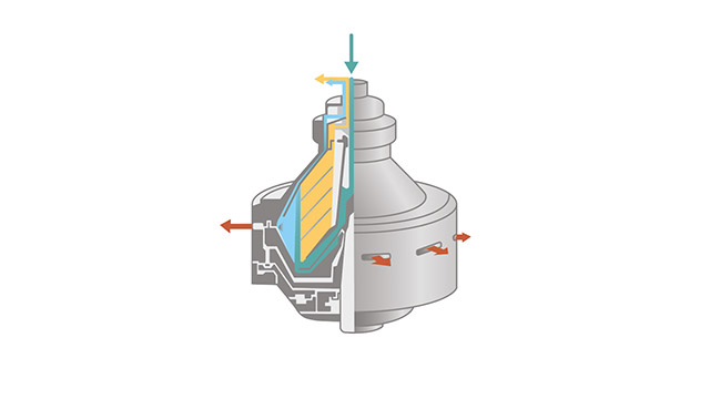 HiW purifier illustration