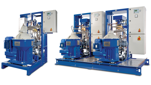Alfa Laval S and P Flex separators