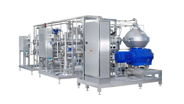Alfa Laval membrane filtration system
