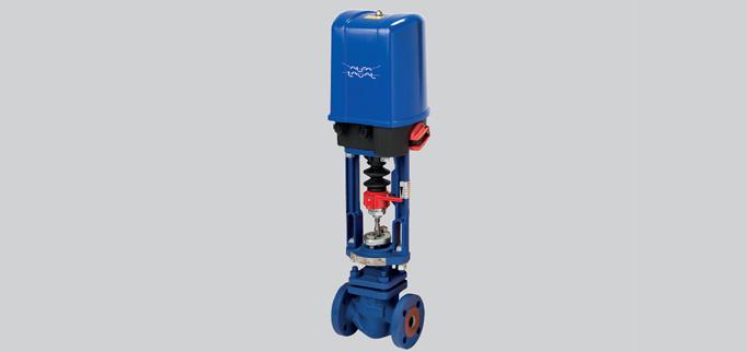 Fuel oil valve 682w