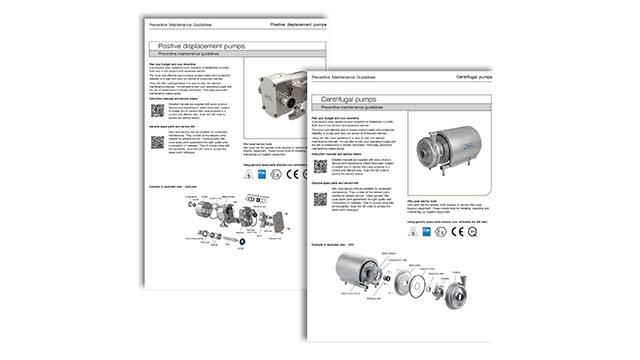Maintenance Guidelines Pumps 640x360