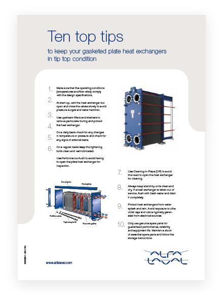 PHE service Ten top tips3