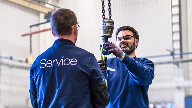Service Alfa Laval